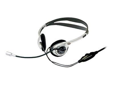 Conceptronic Chatstar CCHATSTAR2 - Headset - On-Ear