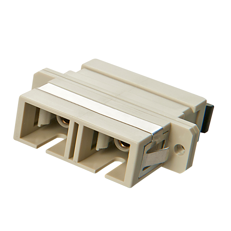 Lindy Netzwerkkoppler - SC multi-mode (W) bis SC multi-mode (W) - Glasfaser