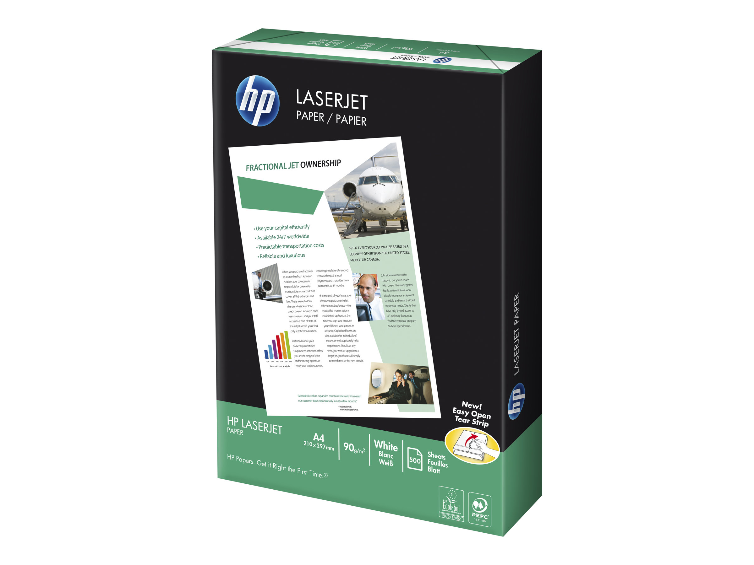 HP CHP310 - Normalpapier - 500 Blatt (1er Packung)