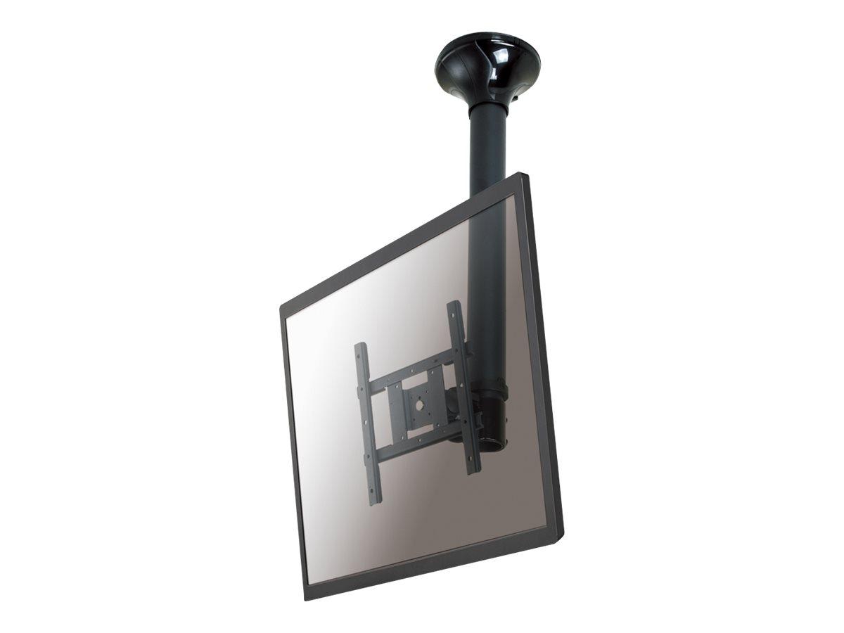 NewStar FPMA-C200BLACK - Deckenhalterung für LCD-/Plasmafernseher (neig- und schwenkbar)