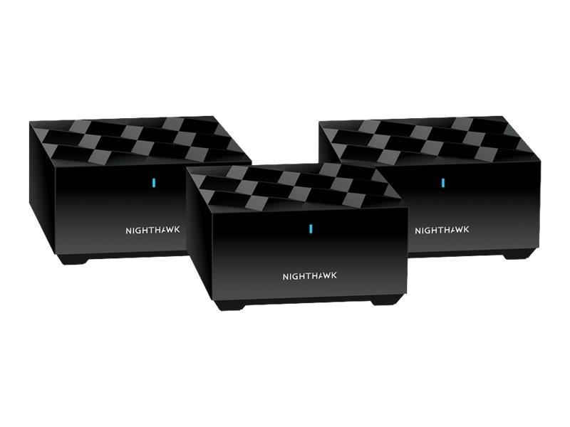 Vorschau: Netgear Nighthawk MK63 - WLAN-System (Router, 2 Extender)