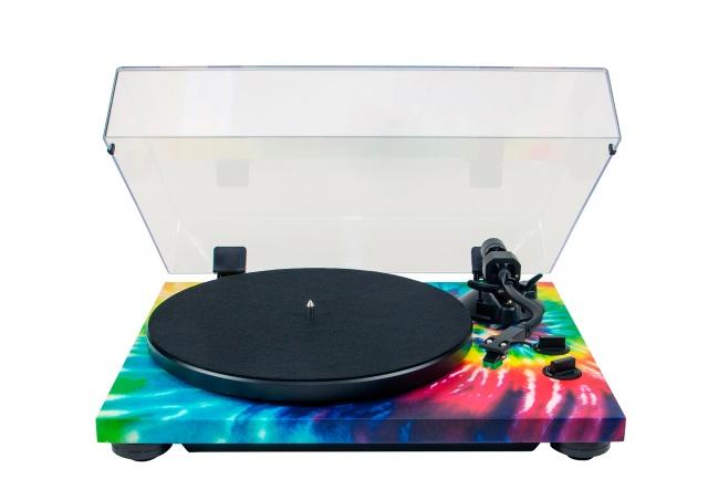 Teac TN-420-TD Audio-Plattenspieler mit Riemenantrieb Mehrfarben Plattenspieler