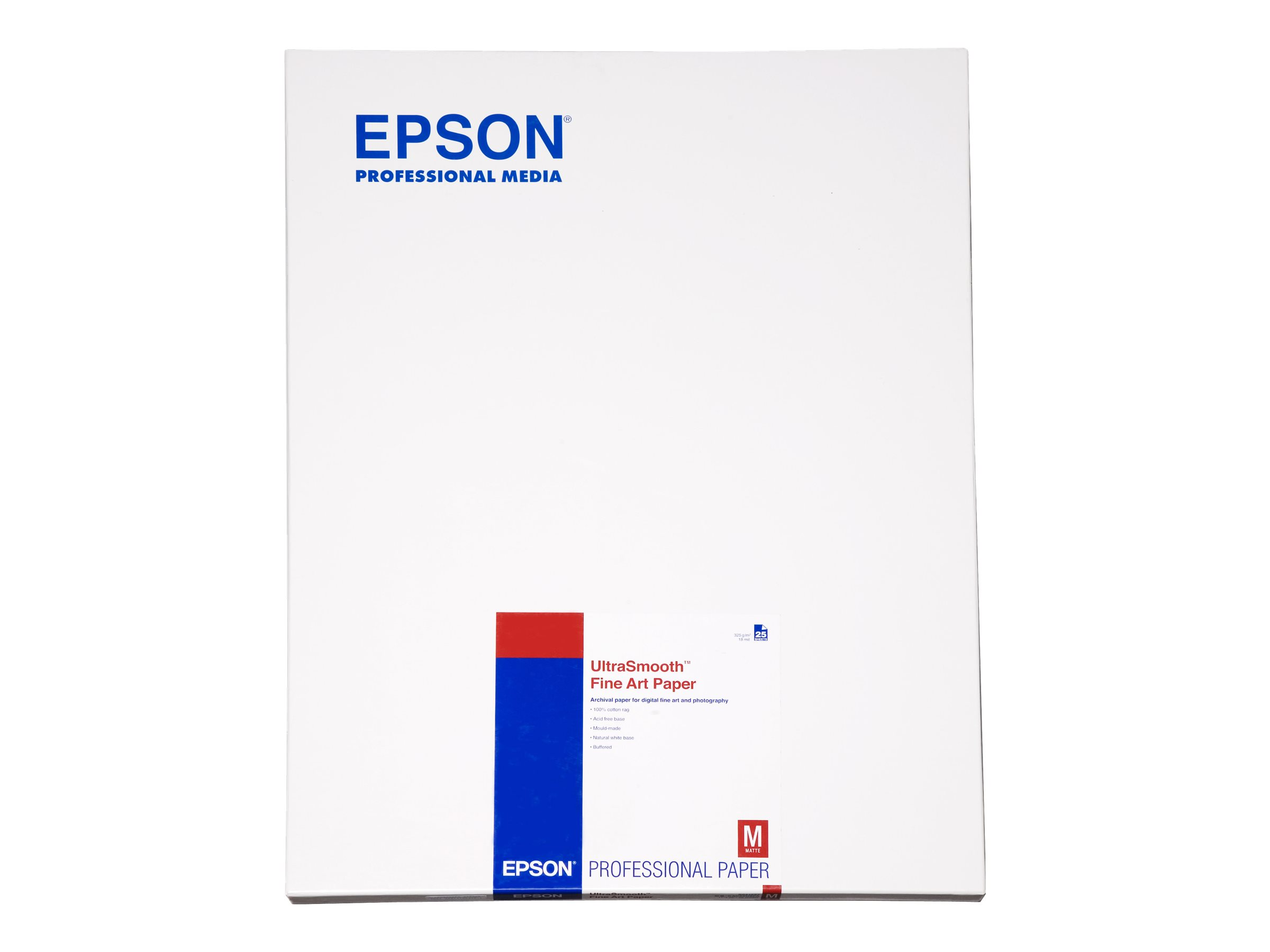 Epson UltraSmooth Fine Art - Seidig - A2 (420 x 594 mm)