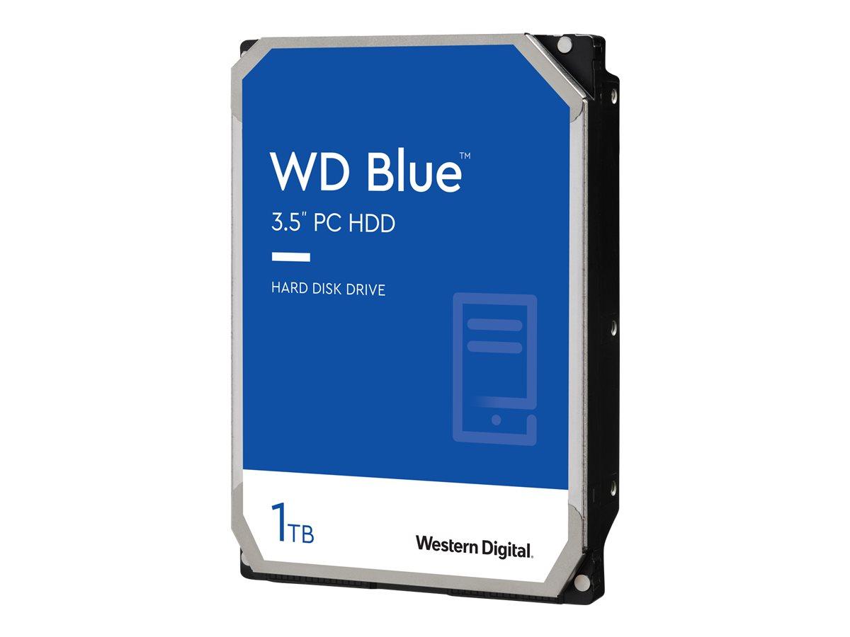 """WD Blue WD10EZEX - Festplatte - 1 TB - intern - 3.5"""" (8.9 cm)"""