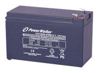 Bluewalker PowerWalker PWB12-7 - USV-Akku - 1 x Bleisäure