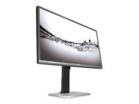 U3277PWQU 31.5Zoll 4K Ultra HD LCD Schwarz - Silber Computerbildschirm
