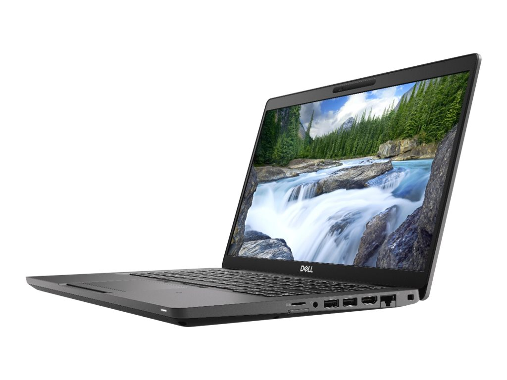 "Dell Latitude 5400 - Core i5 8250U / 1.6 GHz - Win 10 Pro 64-Bit - 8 GB RAM - 256 GB SSD NVMe - 35.56 cm (14"")"