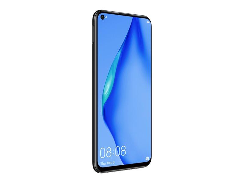"Vorschau: Huawei P40 lite - Smartphone - Dual-SIM - 4G LTE - 128 GB - NM-Karte - CDMA / GSM - 6.4"" - 2310 x 1080 Pixel (398 ppi (Pixel pro Zoll))"
