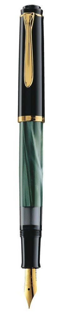 Pelikan 983411 - Schwarz - Grün - Stahl - 1 Stück(e)