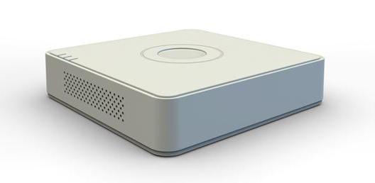 Hikvision DS-7108HQHI-F1/N Weiß Digitaler Videorekorder (DVR)