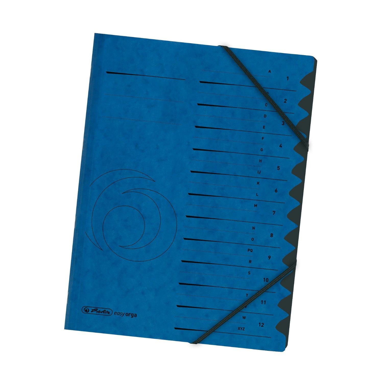 Herlitz 10843316 - A4 - Blau - 1 Stück(e)