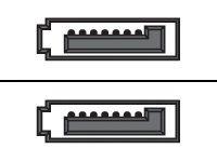 Sharkoon SATA-Kabel - Serial ATA 150/300/600 - SATA (W)
