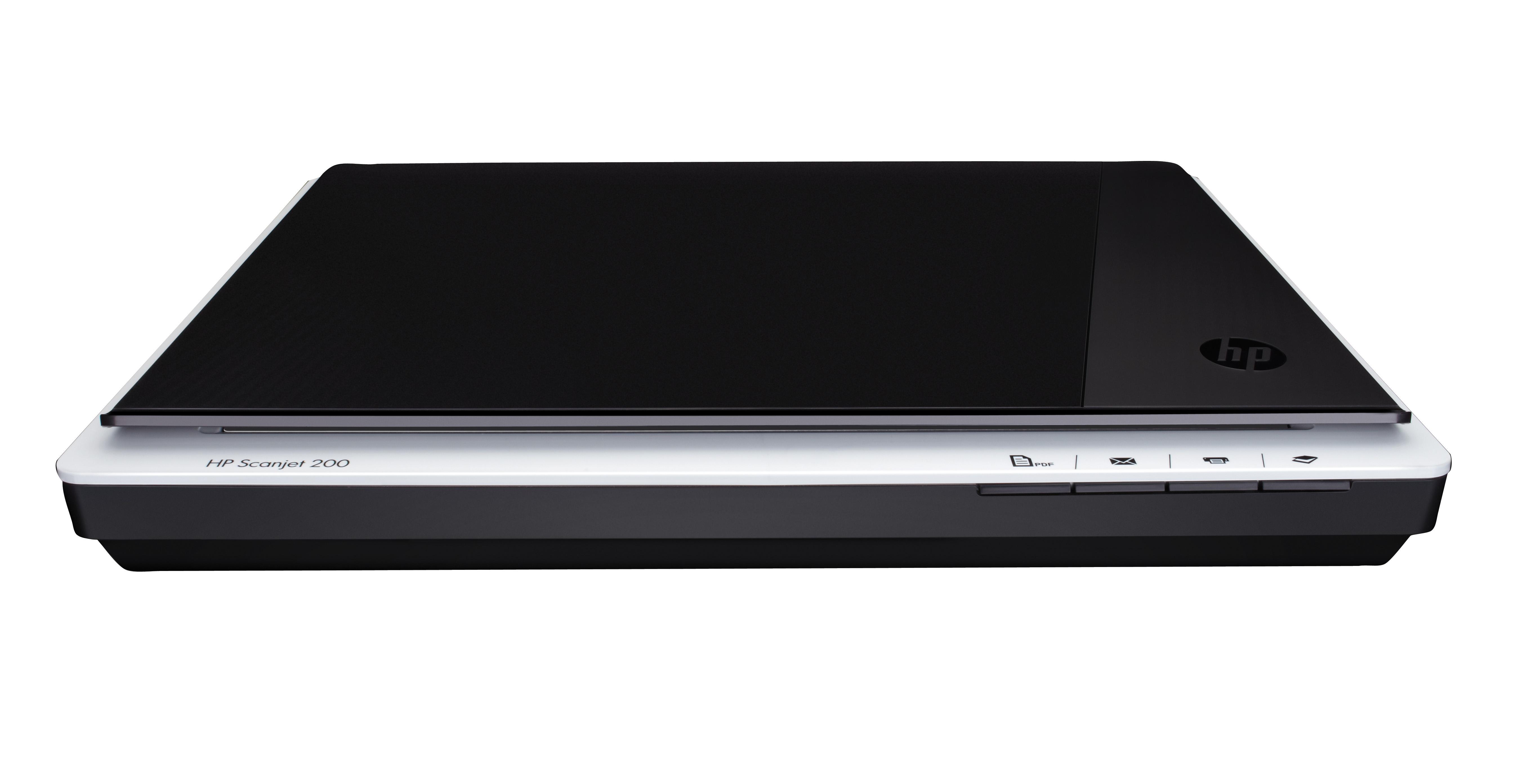 Vorschau: HP Scanjet 200 Flachbett-Fotoscanner