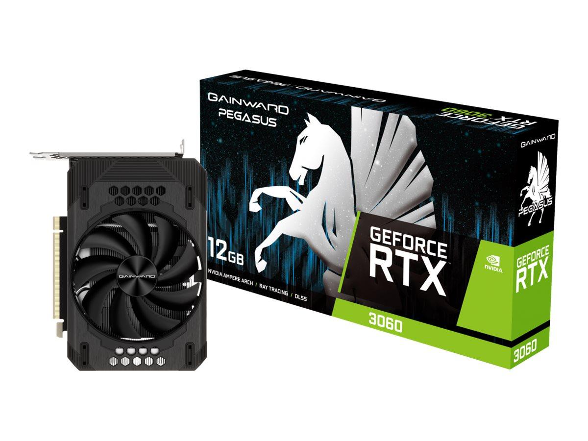 Vorschau: Gainward GeForce RTX 3060 Pegasus - Grafikkarten