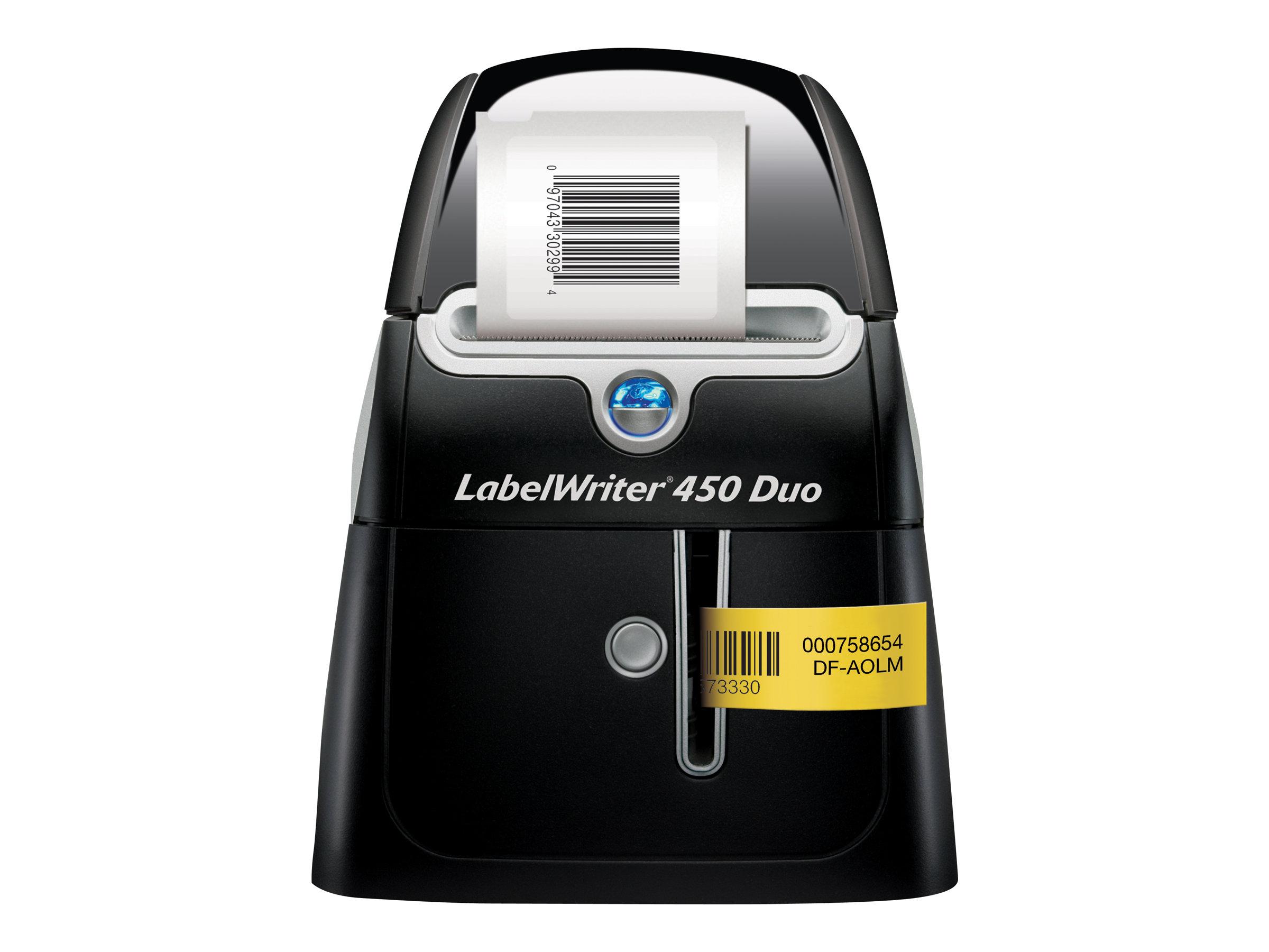 Dymo LabelWriter 450 Duo - Etikettendrucker - Thermodirekt