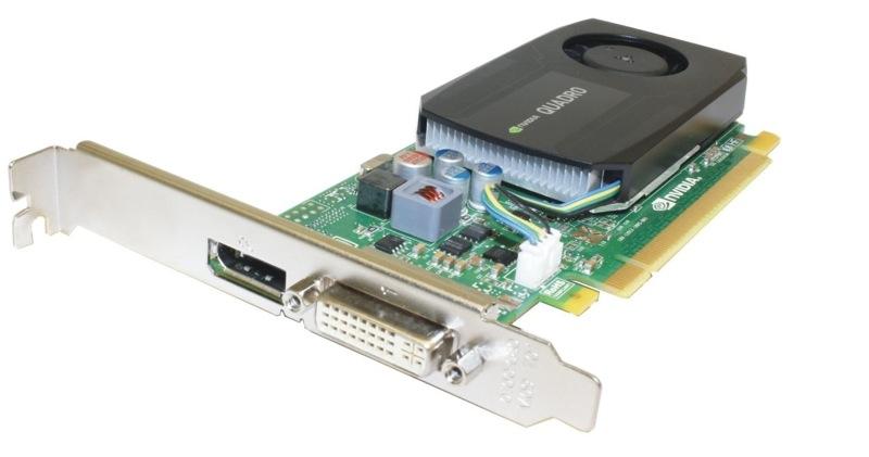 Fujitsu NVIDIA Quadro K420 - Grafikkarten - Quadro K420