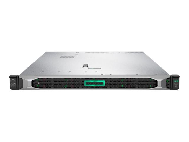 "Vorschau: HP Enterprise ProLiant DL360 Gen10 Network Choice - Server - Rack-Montage - 1U - zweiweg - 1 x Xeon Gold 5220R / 2.2 GHz - RAM 32 GB - SATA - Hot-Swap 6.4 cm (2.5"")"