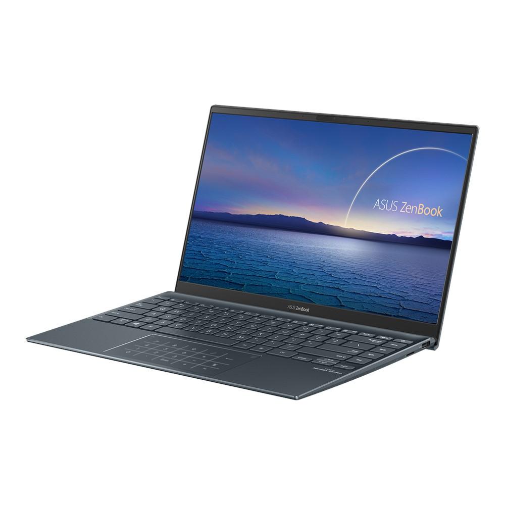 "ASUS Zenbook 14 UX425JA HM026R - Core i5 1035G1 / 1 GHz - Win 10 Pro 64-Bit - 8 GB RAM - 512 GB SSD NVMe - 35.6 cm (14"")"