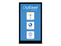 "JTouch DigiEasel with Wireless Collaboration INF4030CB - 102 cm (40"") Klasse - JTOUCH-Series LED-Display"