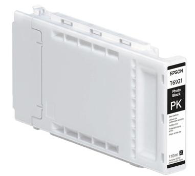 Epson Singlepack UltraChrome XD Photo Black T692100 (110ml)