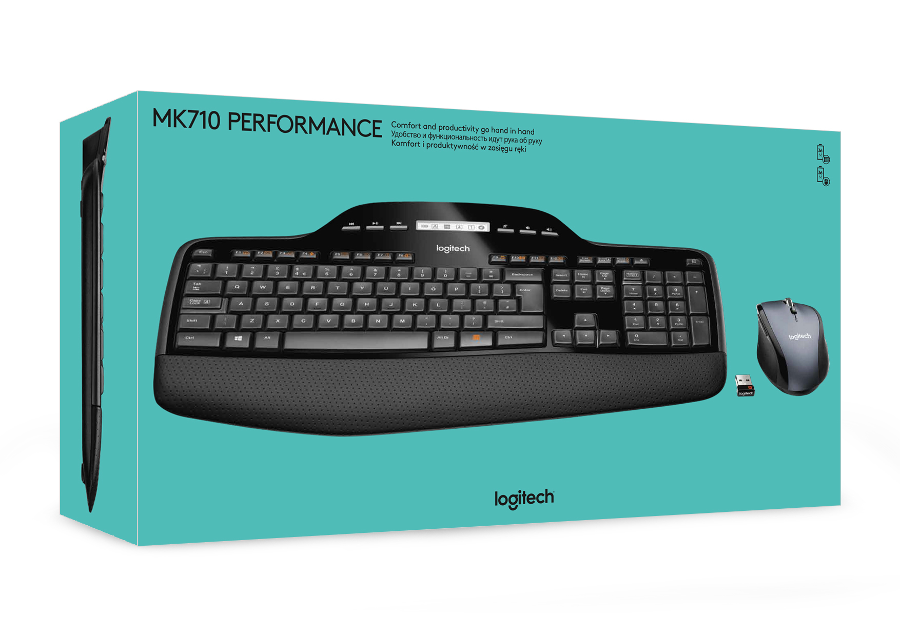 Logitech-920-002420-MK710-RF-Wireless-QWERTZ-German-Black-USB-2-4-GHz