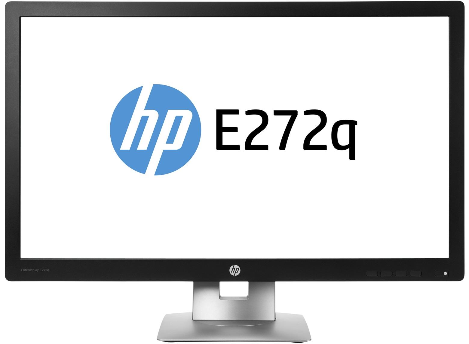 HP EliteDisplay E272q - LED-Monitor - 68.58cm/27