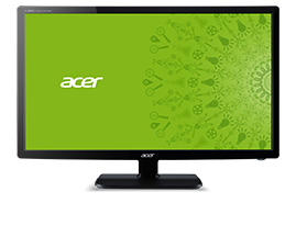 Acer V6 246HLbmd 24Zoll Full HD Schwarz Computerbildschirm