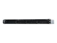 RX418 Disk-Array Rack (1U) Black,Grey