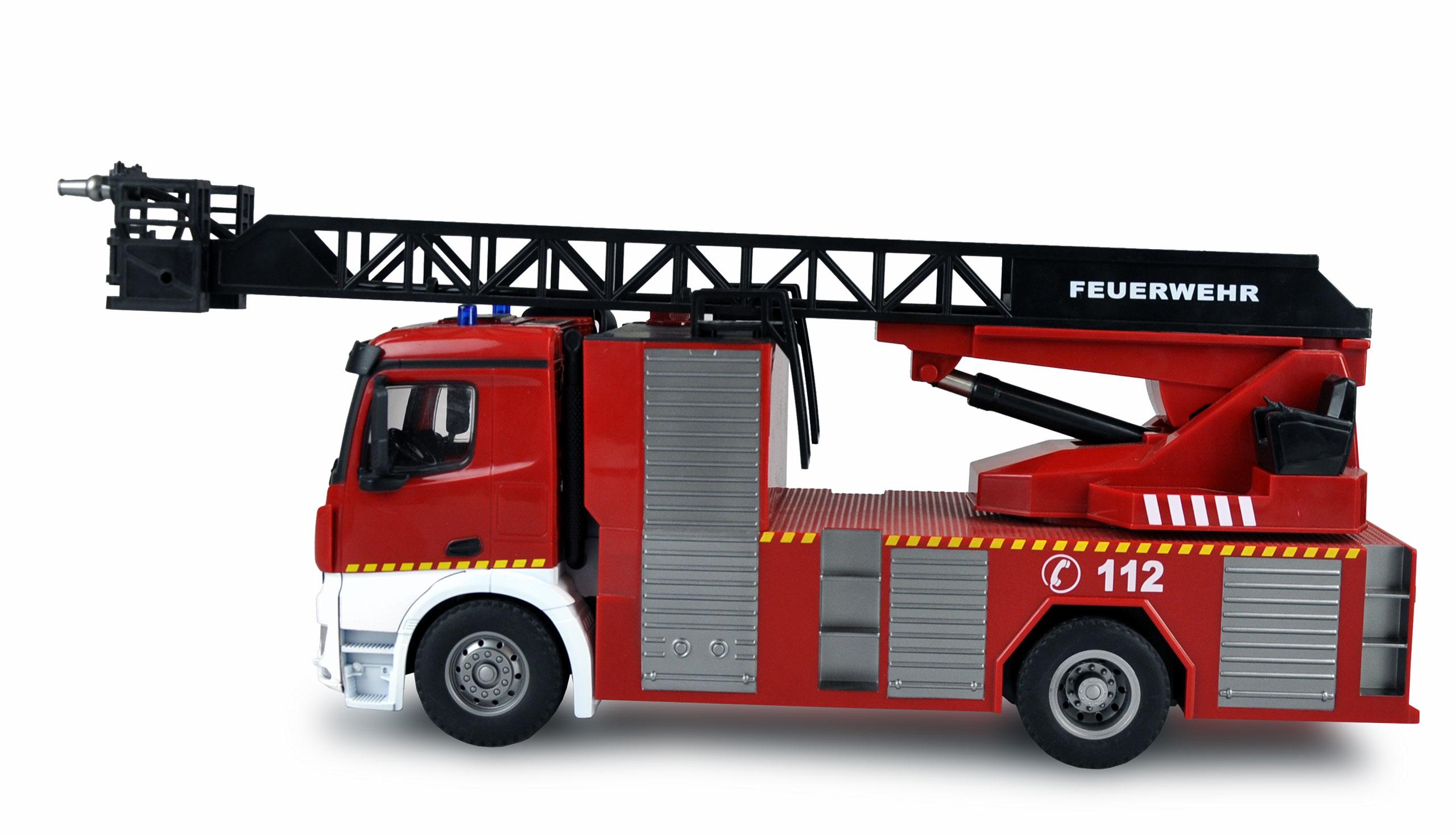 Amewi 22502 - Feuerwehrwagen - 1:14 - Junge/Mädchen - 8 Jahr(e) - 1200 mAh - 2,46 kg