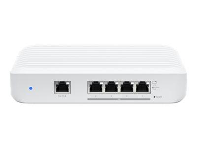 UbiQuiti USW Flex XG - Switch - managed - 4 x 100/1000/2.5G/5G/10GBase-T + 1 x 10/100/1000 (PoE+)