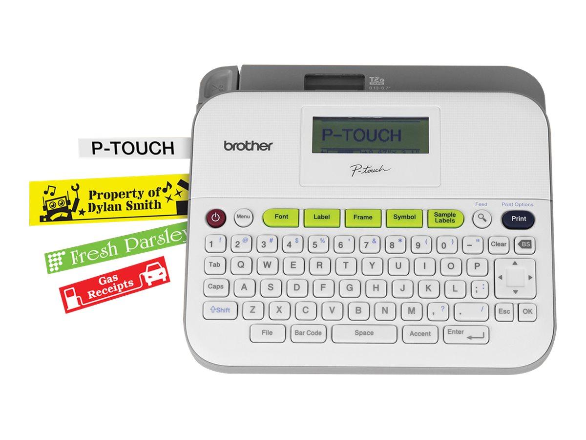 Vorschau: Brother P-Touch PT-D400VP - Beschriftungsgerät