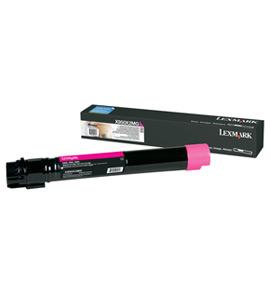Lexmark X950X2MG 24000Seiten Magenta Lasertoner / Patrone