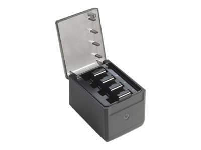 Zebra Motorola 4-Slot - Batterieladegerät