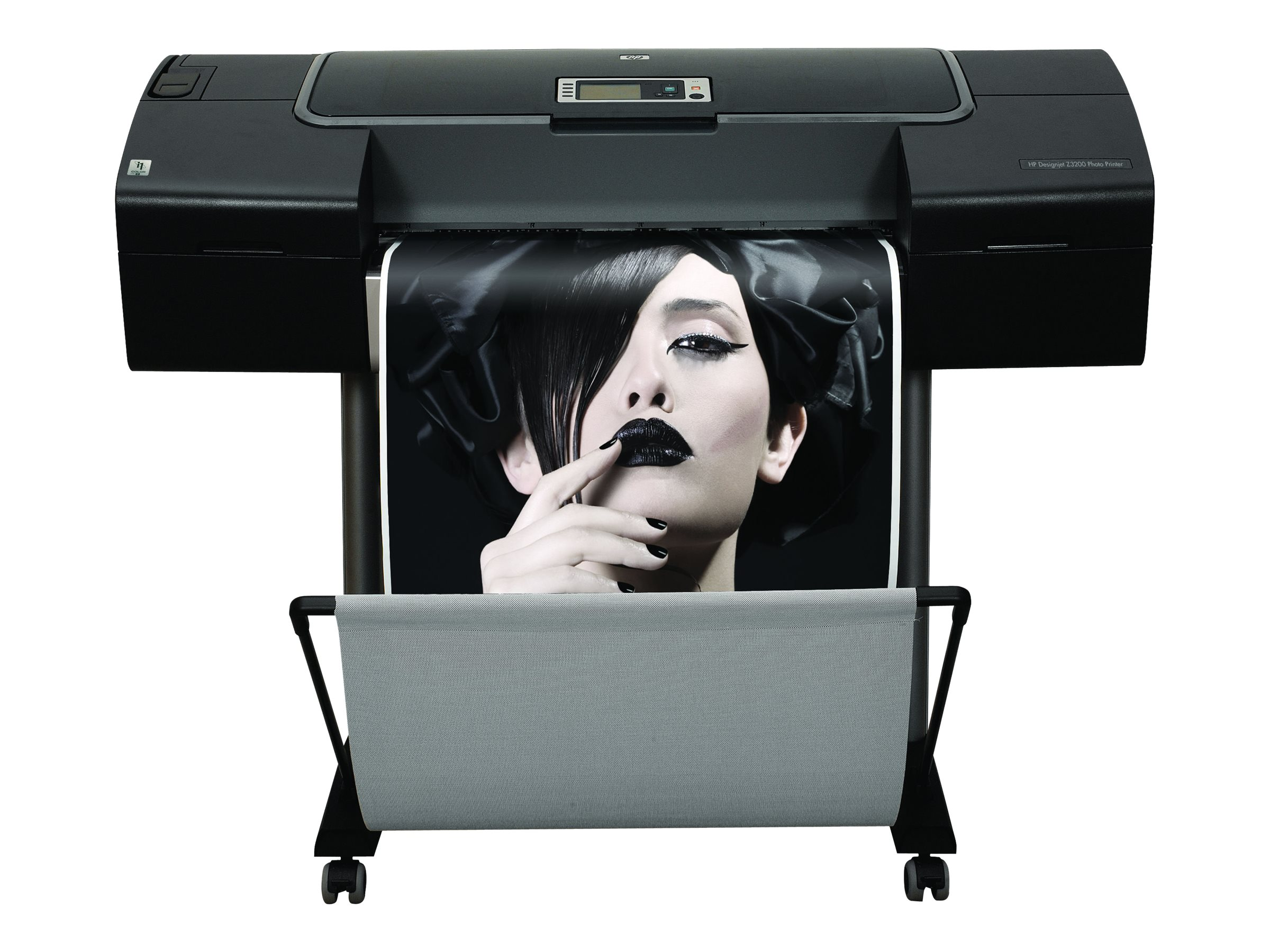 "HP DesignJet Z3200ps - 1118 mm (44"") Großformatdrucker - Farbe - Tintenstrahl - Rolle (111,8 cm x 91,4 m)"