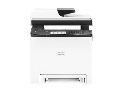 Ricoh M C250FWB - Multifunktionsdrucker - Farbe - Laser - Legal (216 x 356 mm)