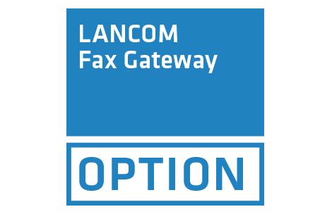 Lancom Fax Gateway Option - Box-Pack - 8 Faxleitungen