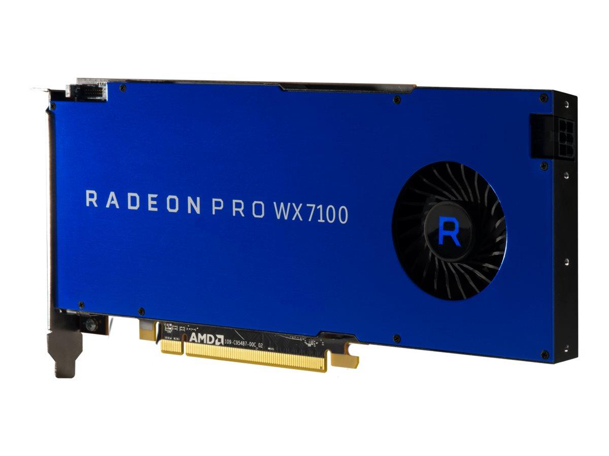AMD Radeon Pro WX7100 - Grafikkarten