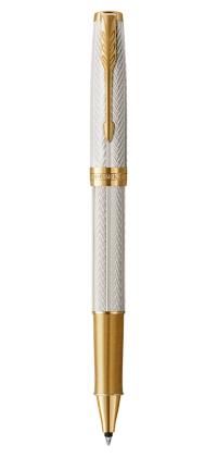 PARKER 2102150 - Stick pen - Gold - Silber - Schwarz - Fein - 1 Stück(e)