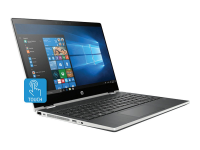 Pavilion x360 14-cd0001ng 2.3GHz 4415U Intel® Pentium® 14Zoll 1366 x 768Pixel Touchscreen Silber Hybrid (2-in-1)