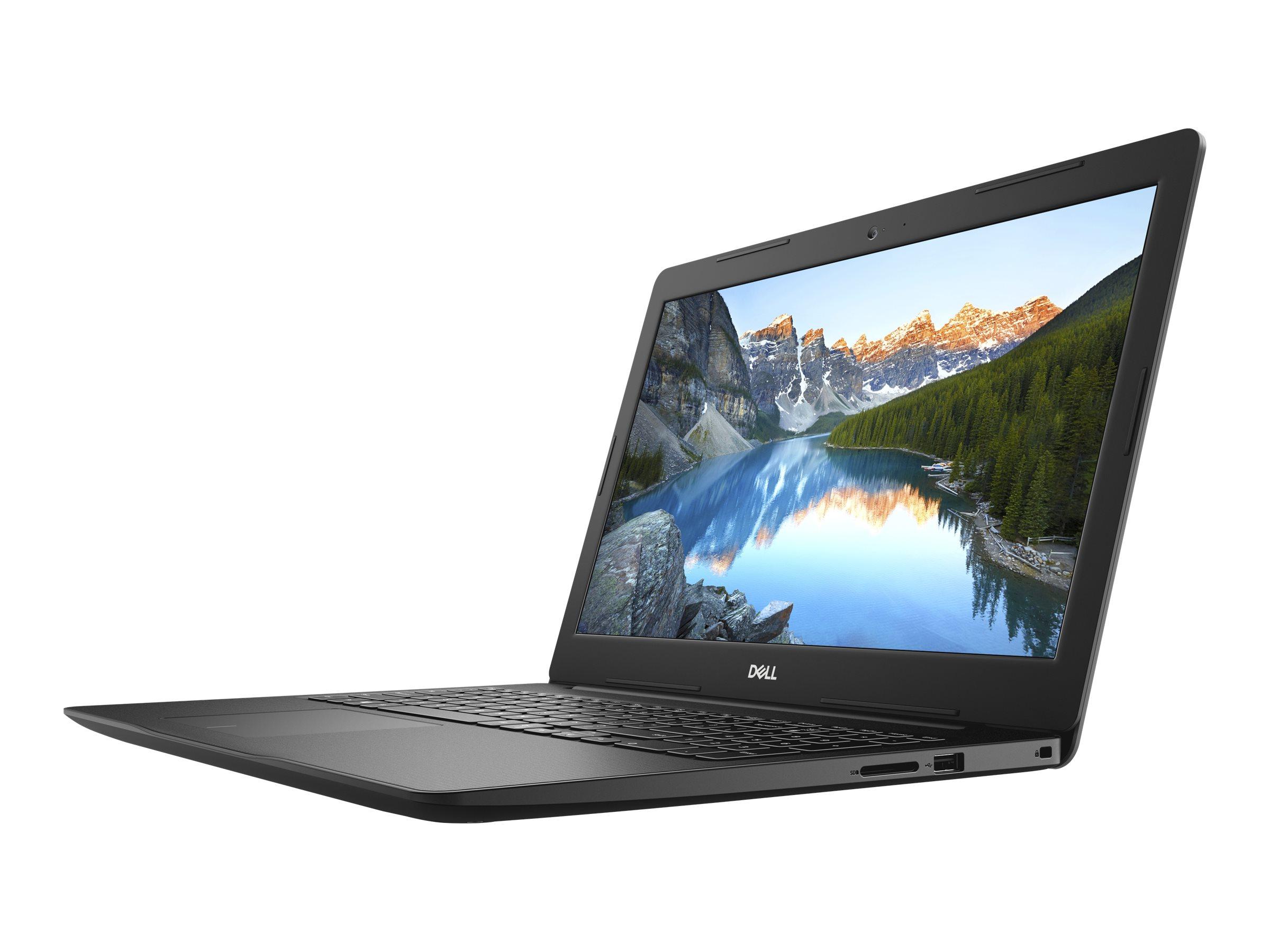 "Dell Inspiron 3593 - Core i7 1065G7 / 1.3 GHz - Win 10 Home 64-Bit - 8 GB RAM - 512 GB SSD NVMe - 39.6 cm (15.6"")"