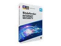 Bitdefender Internet Security 2021 - Box-Pack (18 Monate)