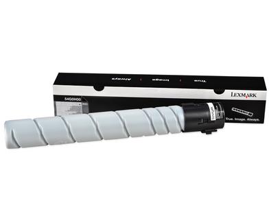 Lexmark 54G0H00 32500Seiten Schwarz Lasertoner / Patrone