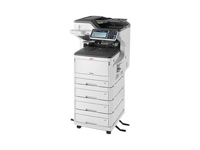 Vorschau: OKI MC883dnv - Multifunktionsdrucker - Farbe - LED - A3/Ledger (297 x 432 mm)