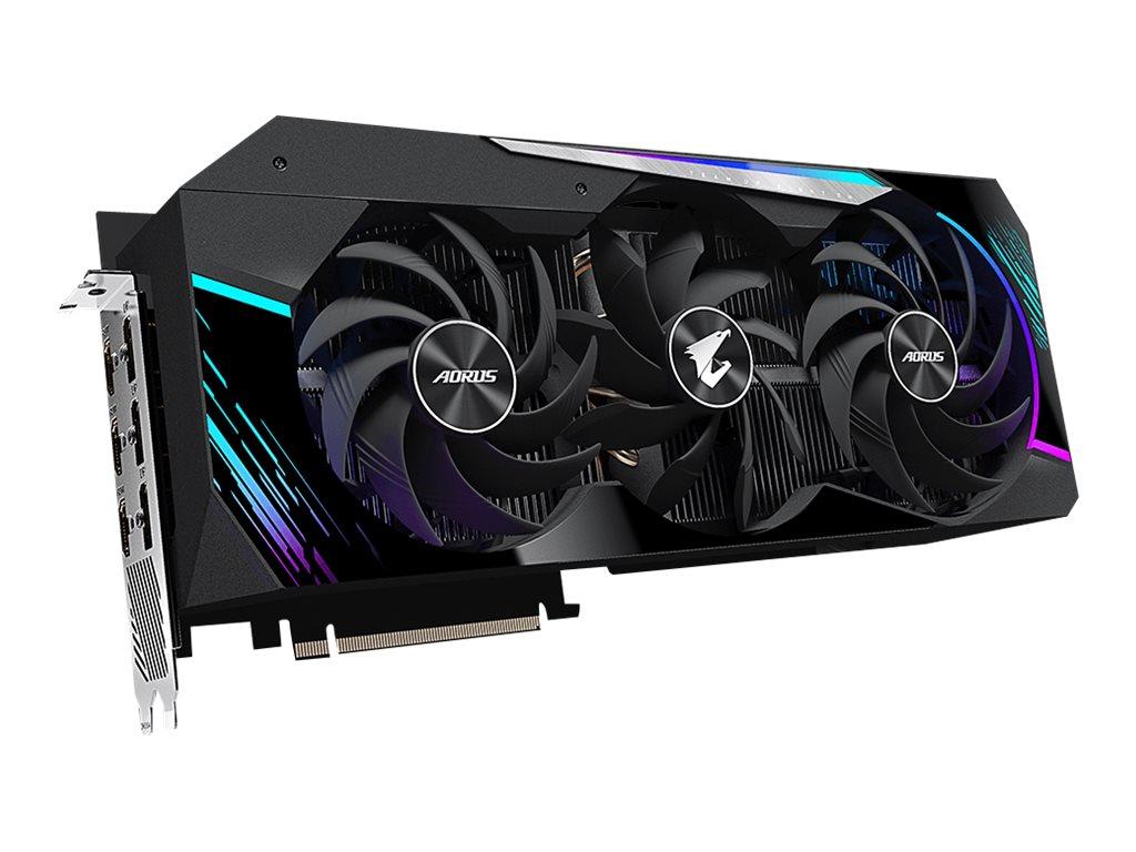 Gigabyte AORUS GeForce RTX 3090 MASTER 24G (rev. 2.0)