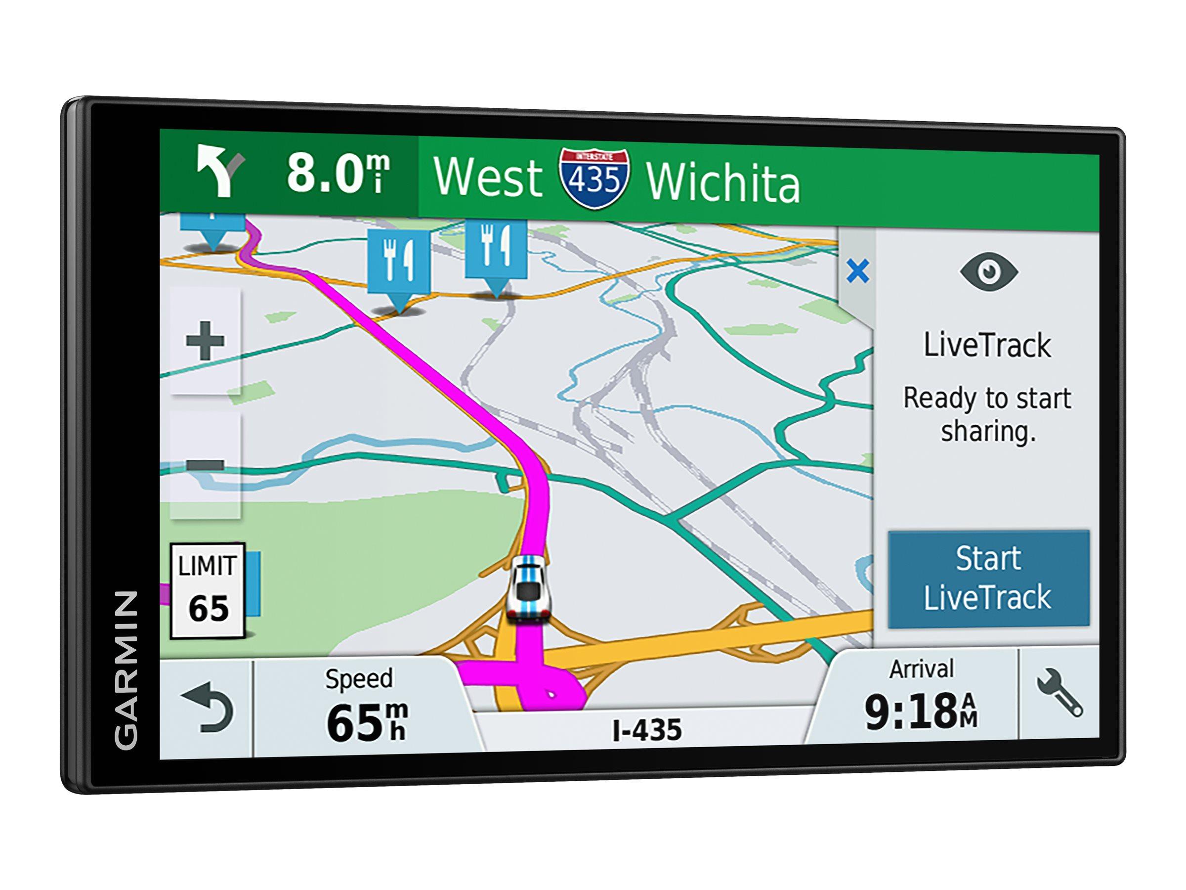 Garmin DriveSmart 61LMT-D - GPS-Navigationsger?t