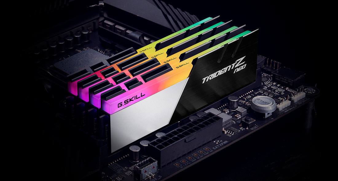G.Skill TridentZ Neo Series - DDR4 - 64 GB: 2 32 GB