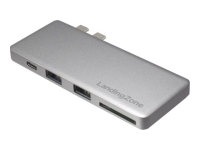 LandingZone USB Type-C Hub - Port Replicator