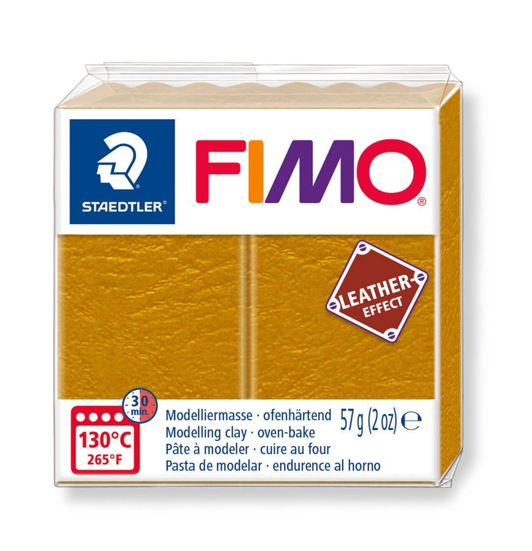 Vorschau: STAEDTLER FIMO 8010 - Knetmasse - Holz - Erwachsene - 1 Stück(e) - 1 Farben - 130 °C