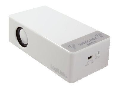 LogiLink Magic - Lautsprecher - tragbar - kabellos - 4 Watt