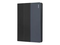 Fit-N-Grip Rotating Universal - Flip-Hülle für Tablet - Polyurethan